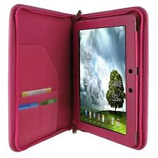 Executive Leather Case for ASUS Transformer Pad Infinity TF700 TF700T Magenta