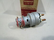NOS 1951-1952 FORD TRUCK & 1950-1951 LINCOLN, MERCURY IGNTION SWITCH, NEW FOMOCO