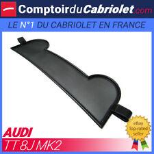 Filet anti-remous saute-vent, Windschott, Audi TT MK2 cabriolet - TUV