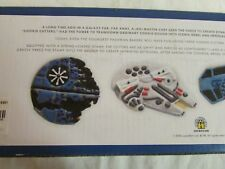 New listing Williams Sonoma Star Wars 4 Cookie Cutters Vehicles