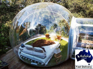 New Stargaze Outdoor Single Tunnel Inflatable Bubble Camping Tent