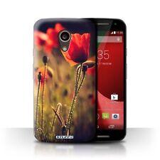 Étuis, housses et coques rouge Pour Motorola Moto G pour téléphone mobile et assistant personnel (PDA) Motorola