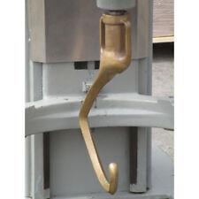 Brass Bronze 60 Quart Dough Hook For Hobart H600 Mixer Excellent Condition