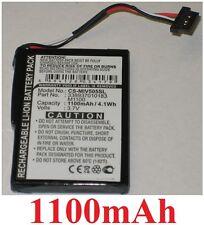 Batteria 1100mAh Per Mitac Navman Mio Spirit V505 V735 TV, 338937010183, M1100