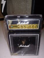 MARSHALL MINIATURE DOUBLE-STACK Guitar Amplifier - 1:4 Scale Replica ~Axe Heaven
