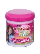 African Pride Dream Kids Olive Miracle Detangling Leave in Conditioner 425g