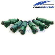 6 Green Giant Fuel Injector fit Bosch 42 lb/hr 440cc for Ford VW Audi 0280155968