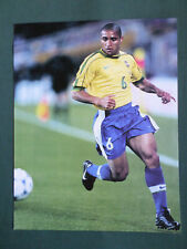 ROBERTO CARLOS - BRAZIL  PLAYER   - 1 PAGE PICTURE - CLIPPING /CUTTING