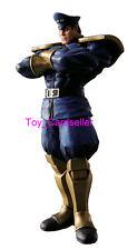 Bandai Super Modeling Soul Street Fighter IV 4 Collection Figure M. Bison Vega B