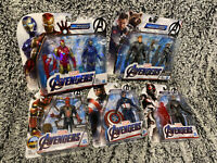 Marvel Avengers Endgame 2-Pack Thor & Rocket Raccoon + More LOT of Figures NIB