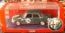 ALFA ROMEO 1750 BERLINA 24 HEURES DI SPA 1968 M4 1/43 BERLINE ITALIA