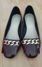 BNWOT Atmosphere Burgundy Shoes Size 5