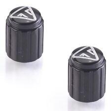 Genuine Triumph Bonneville T120 Valve Caps Black A2009036