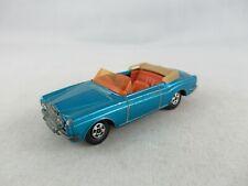 Matchbox Lesney 69 Rolls Royce Silver Shadow blue