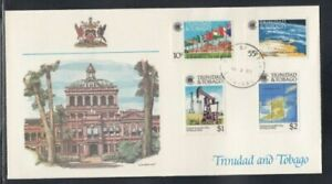 TRINIDAD & TOBAGO Commonwealth Day FIRST DAY COVER