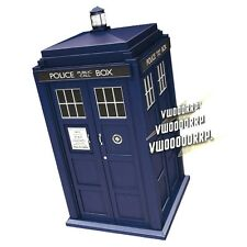 OFFICIAL Doctor Who Tardis SFX COOKIE JAR con luce e suono-Boxed Storage
