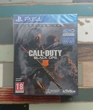 Ps4 Call Of Duty Black Ops III Édition Pro / Version FR / Neuf sous blister