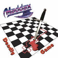 MADDAX -  Deadly Game (NEW*LIM.500*US METAL ?96*ARMORED SAIINT*WASP*ANTHRAX)