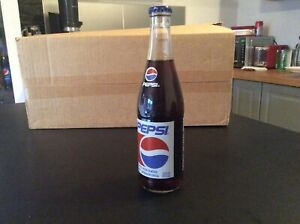 Pepsi Retro Glasflasche Mexiko