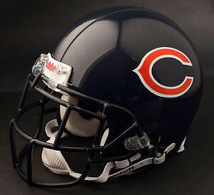 DEVIN HESTER Edition CHICAGO BEARS Riddell REPLICA Football Helmet