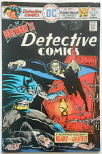 BATMAN: DETECTIVE COMICS #455 - JAN 1976 - DECOBRA APPEARANCE! - FN (6.0)