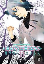 Loveless Manga Band 11 (Egmont Mangas) Romance NEU!