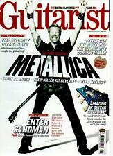 GUITARIST MAGAZINE - 'METALLICA' August 2003