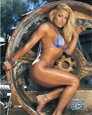 Trish Stratus Wwe Foto lucha libre Promo Salón de la Fama Diva