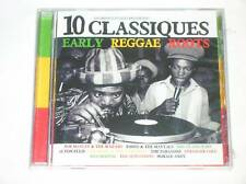 CD PROMO / INROCKUPTIBLES / 10 CLASSIQUES EARLY, REGGAE, ROOTS / NEUF CELLO