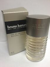 BRUNO BANANI LOT F NOT FOR EVERYBODY EAU DE TOILETTE 1.7 OZ./50 ML. NEW IN BOX