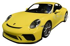 2018 Porsche 911 Gt3 Touring Yellow Limited Edition 1/18 Diecast by MINICHAMPS