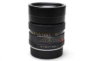 Leica Leitz Elmarit-R 90mm F/2.8