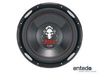 BOSS AUDIO P156DVC Subwoofer 380mm 15Zoll Lautsprecher Bass Box Auto KFZ PKW NEU