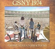 Stills, Nash and Young Crosby - CSNY 1974 [CD]