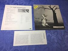 THE LAST NIGHTINGALE (VINYL)  [UK 1984 LIMITED ED POLITICAL +INSERTS **45RPM] NM