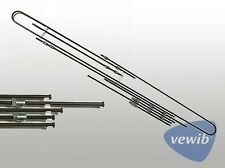 Brake Line Set VW Beetle Pretzel and Ovali - `57 vewib