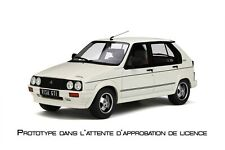 Citroen Visa 1.6 Gti 5-Door Hot Hatchback Blanc White 1985 Otto Mobile OT720