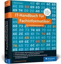 IT-Handbuch für Fachinformatiker von Sascha Kersken (2017, Gebundene Ausgabe)