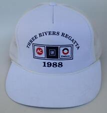 THREE RIVERS REGATTA 1988 Pittsburgh PA AC GM Delco Trucker Baseball Cap Hat