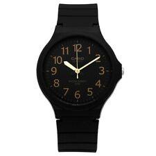 Casio MW-240-1B2 Resina Analogico Reloj de Hombre Wr MW-240 Original Nuevo 50M