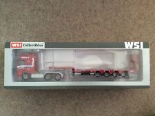 WSI Modern Truck 10100 SPEY BAY SALVAGE DAF XF 105 LOWLOADER TRAILER *SCOTTISH*