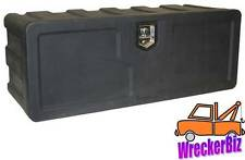 18 x 18 x 48 Polymer Under Body Tool Box - Rollback, Trailer, Flat Bed, Wrecker
