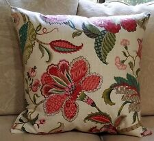 """P/Kaufman Finders/Keeper Pillow Cover/$25.00 ea.2 Available  20"""" x 20"""""""