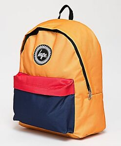 New Hype Backpack Mala Print Large Bag Rucksack School - NEW