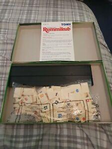 Rummikub Board Game Tomy - UNUSED
