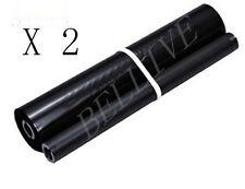 TTR FAX PELLICOLA COMPATIBILE PER PANASONIC KX-FA52X FC225G FP205  2PEZZI
