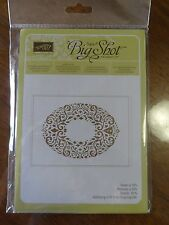 """Stampin' Up! """"Holiday Frame"""" Textured Impressions Embossing Folder"""