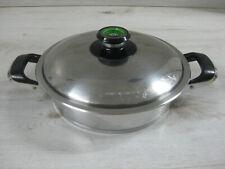 AMC Classic Topf Bräter Visiotherm  2,6 Liter 19064 24,0cm 1,2 Bar Secuquick ge.