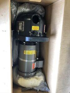 Pacer SE2EL D2.0C Self-Priming Centrifugal Electric Water Pump Baldor P-62-1258
