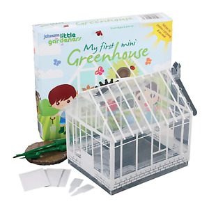 Mr Fothergills 21801 Little Gardeners My First Mini Greenhouse - Multi-Colour